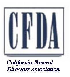 CFDA California Funeral Directors Association logo